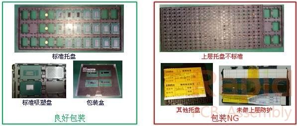 BGA芯片焊接案例