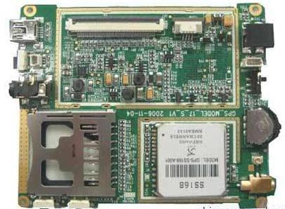 工业控制线路板smt贴片加工+PCBA贴片焊接