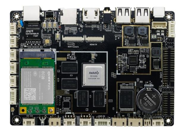 安卓智能主板PCBA焊接 贴片加工