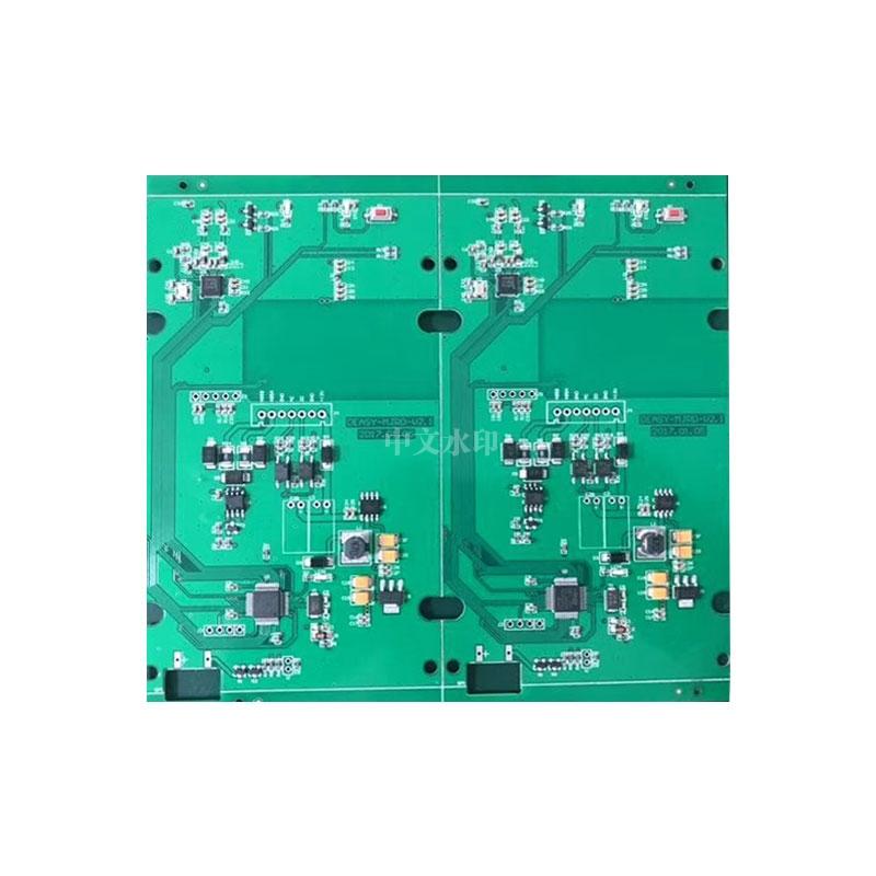 控制器PCBA电路板SMT贴片加工_SMT包工包料加工厂