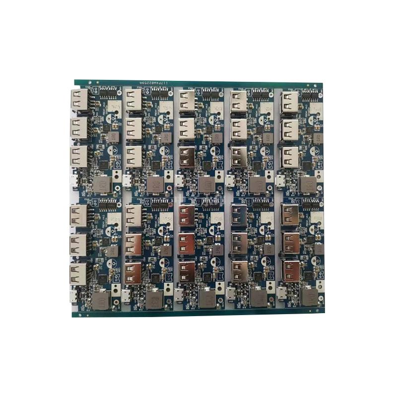 充电移动电源smt贴片加工厂_电源板SMT加工厂