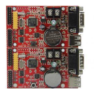 led显示屏控制器smt贴片加工_PCBA打样贴片_OEM代工厂